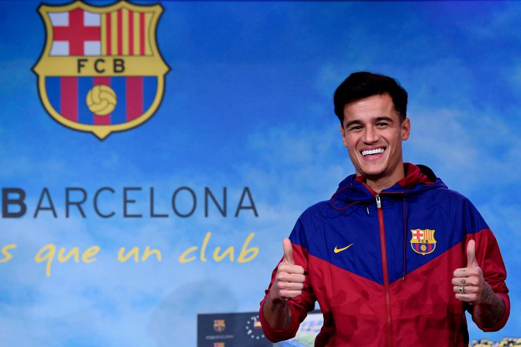 The £142million smile says it all