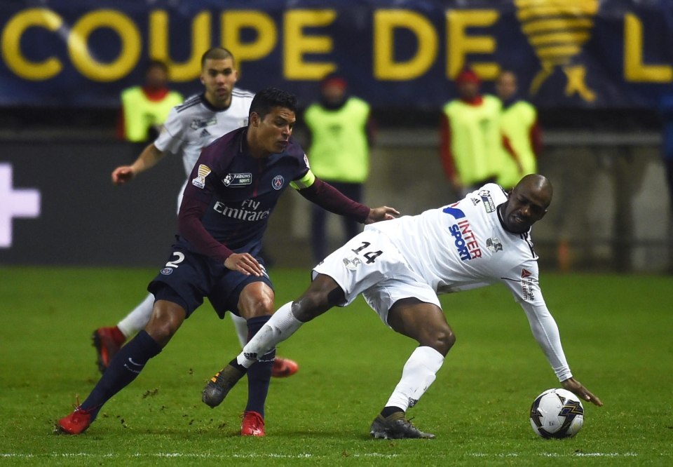 Silva was angry that Pastore and Cavani missed the game against Amiens