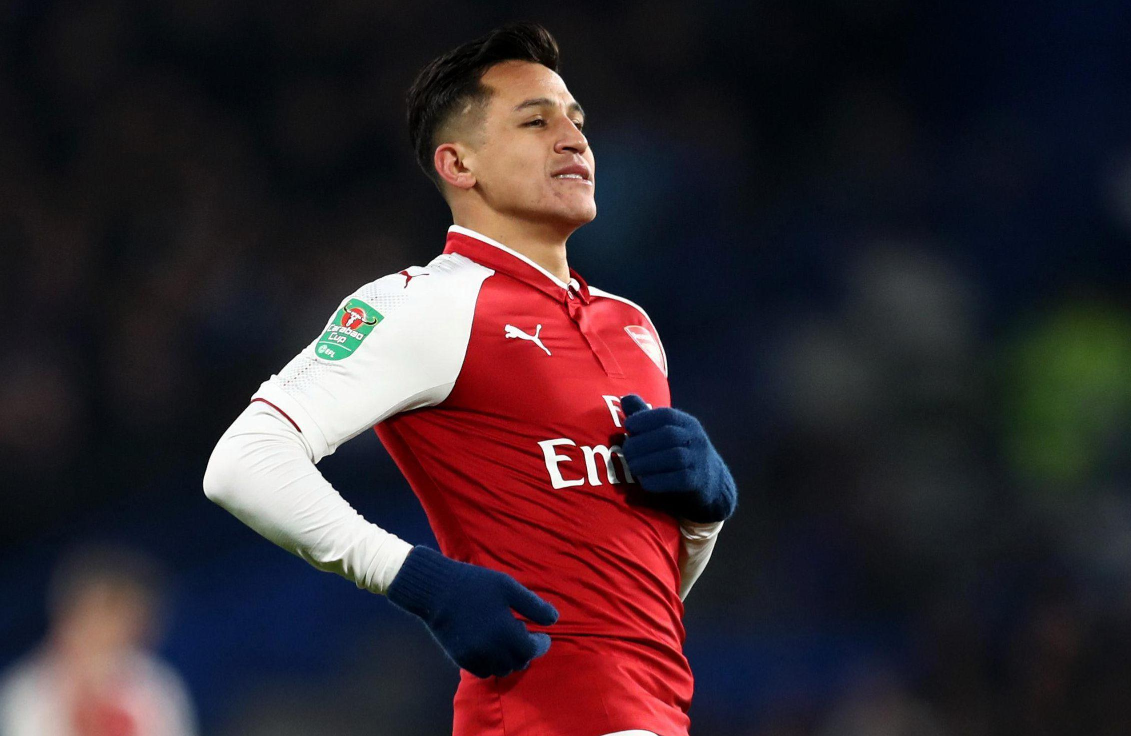 Arsenal could soon be hunting a replacement for Alexis Sanchez
