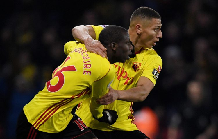 Watford's two best players