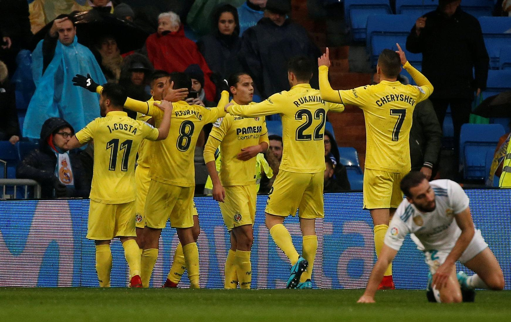 A historic win for Villarreal