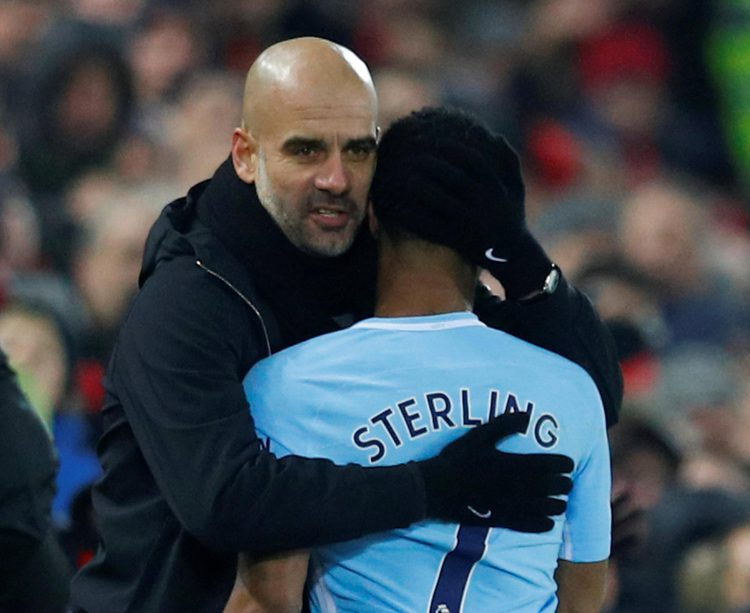 We were never going to replace you Raheem