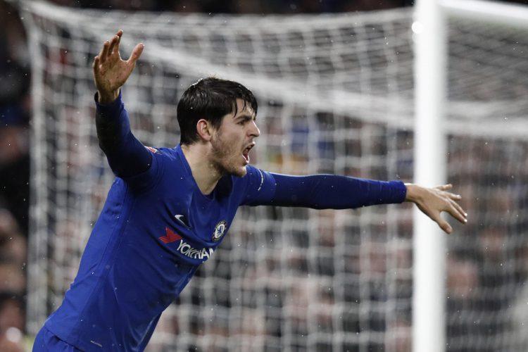 Morata's form has fallen away in recent months