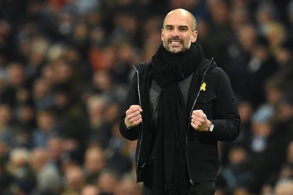 Guardiola has splashed the cash since taking charge of the Premier League side