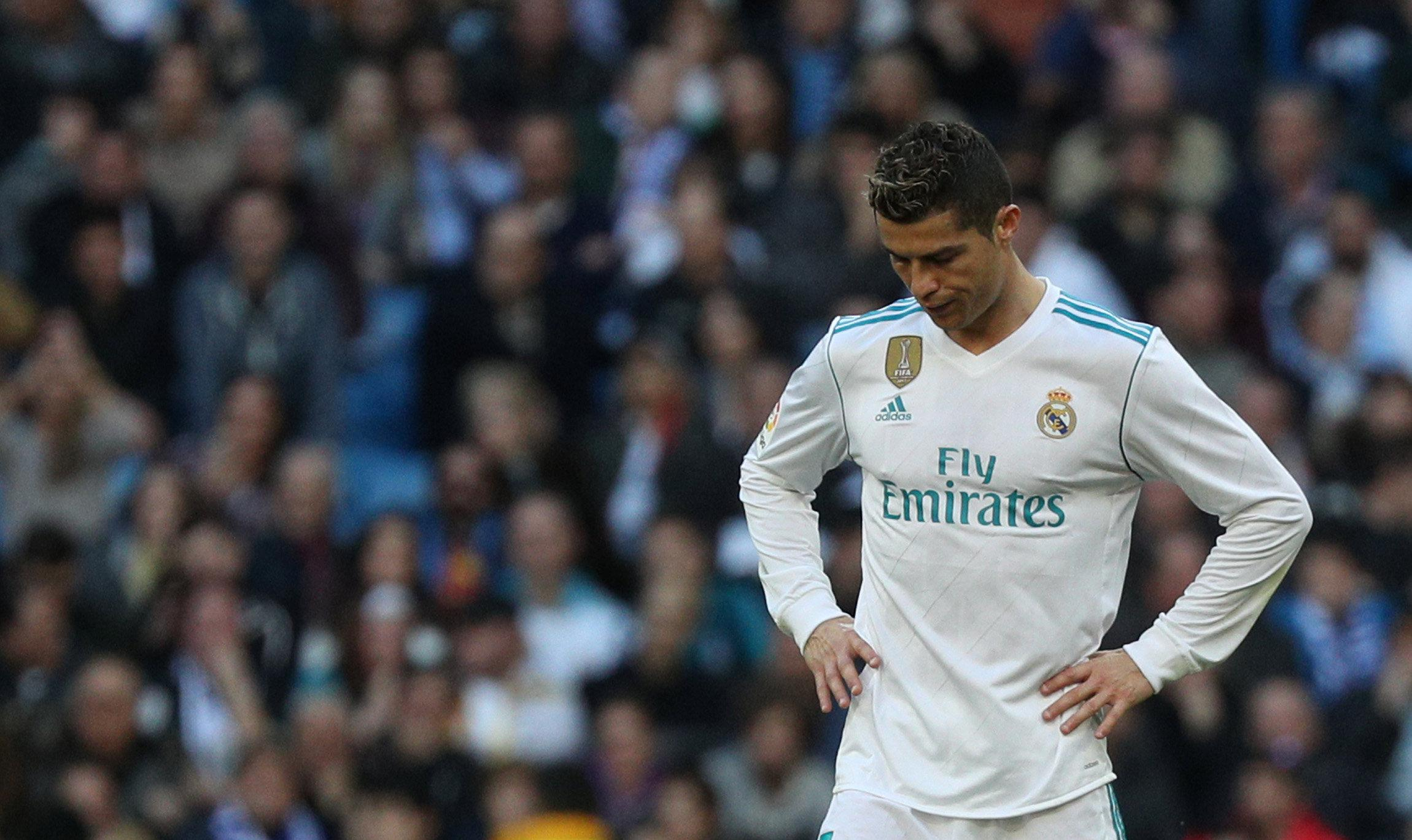 A recent poll concluded that over 60% of Real Madrid fans want Ronaldo to leave the club