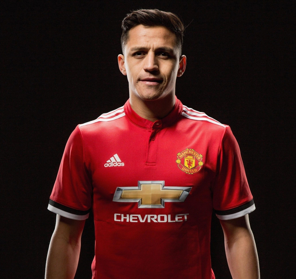 Alexis Sanchez is said to have missed a drugs test the day he signed for Man Utd