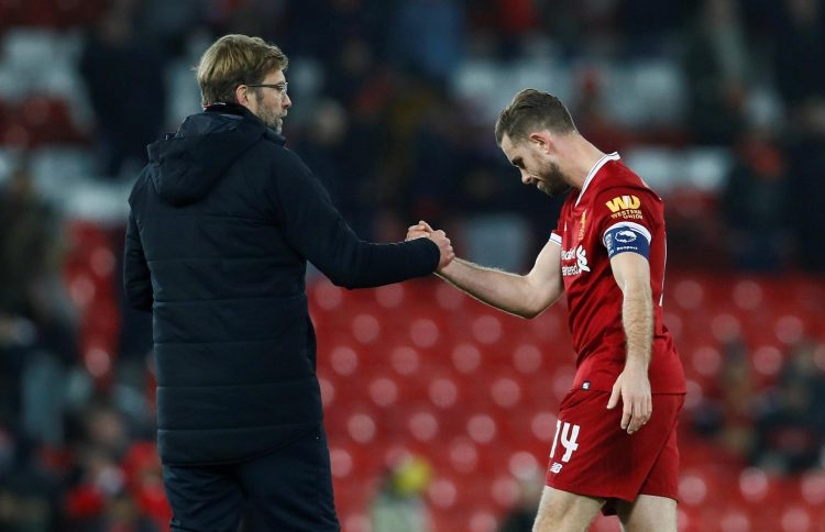 Forget VAR there are Jordan Henderson-shaped reasons Liverpool didn't win this