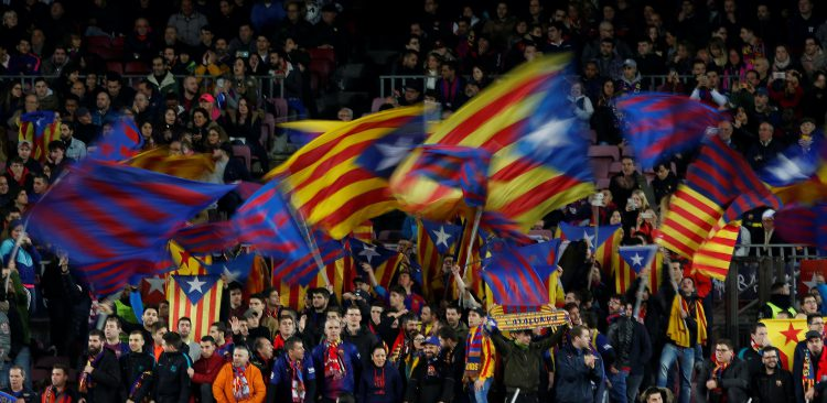 Tickets at the Nou Camp are some of the hardest to come by