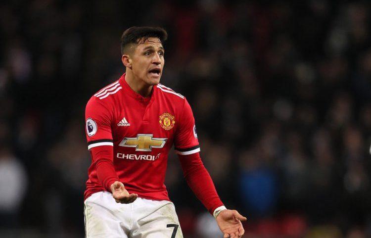 Sanchez discovering that Phil Jones is a professional footballer