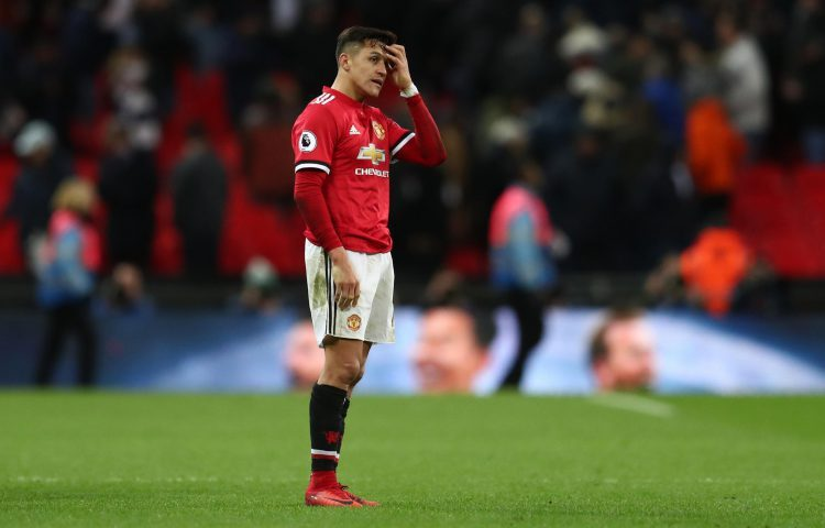 Sanchez wondering if he made the right call going to United
