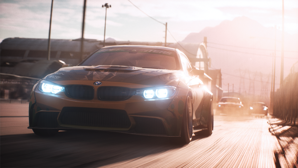 Need Fotr Speed: Payback received mixed reviews from critics, but thanks to Frostbite it looked impressive