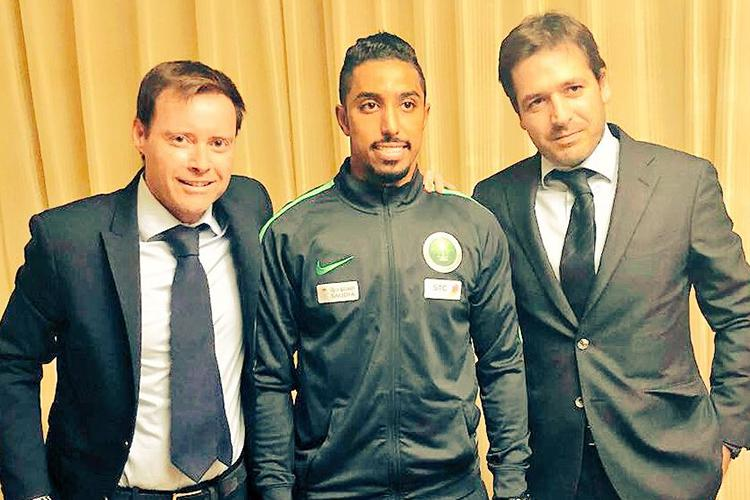 Salem Al Dawsari will be joining Villarreal