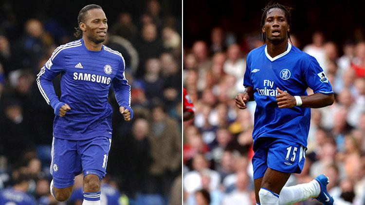 Chelsea's kits definitely improved