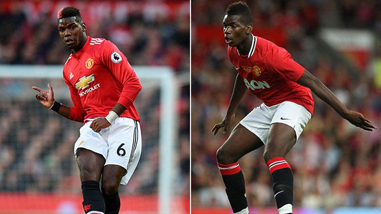 Pogba was a fully grown man at 17 (R)