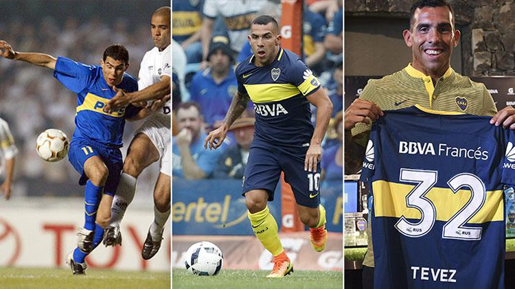 50 shades of Carlos Tevez