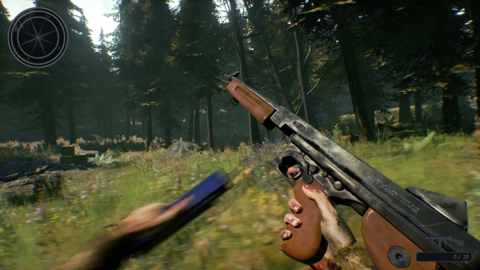 Battalion is powered by the Unreal engine – so looks the part
