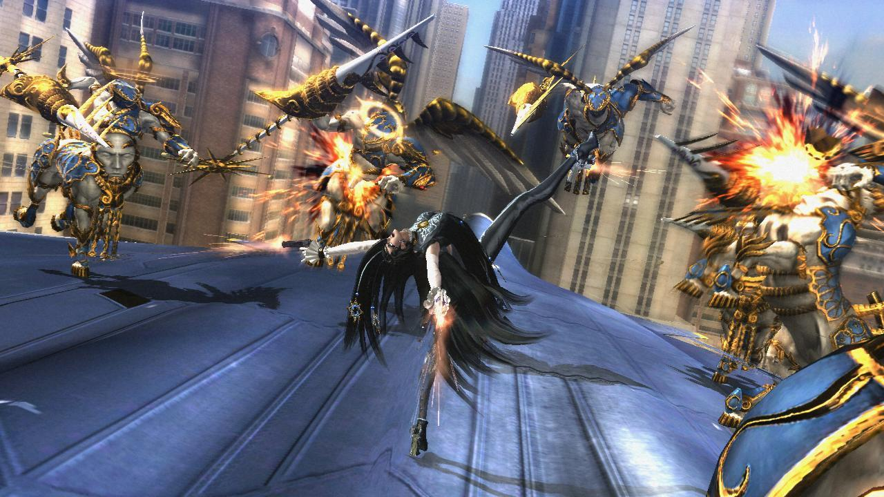 Bayonetta 2 has more impressive visuals than its predecessor but gameplay remains largely untouched