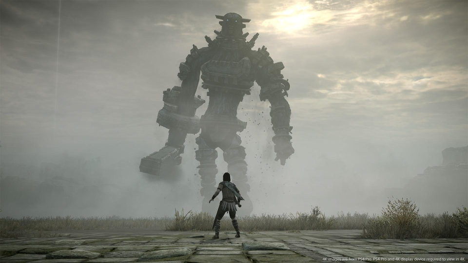 Shadow of the Colossus is already being praised by critics as one of the greatest remakes ever