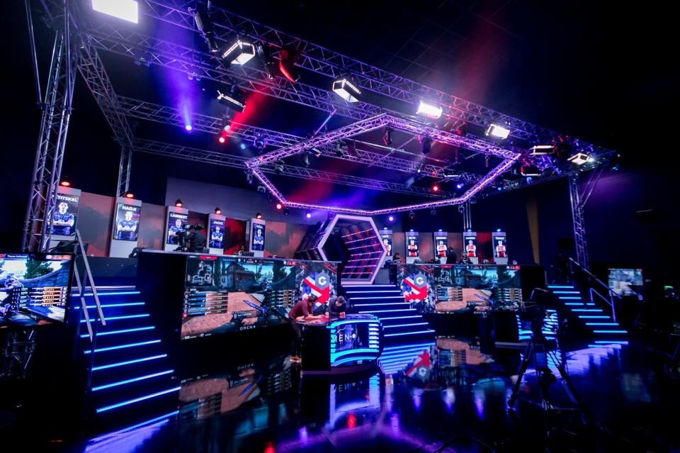 The Gfinity Elite Series kicks off next month – and has a total prize pool of £250,000credit:Joe Brady