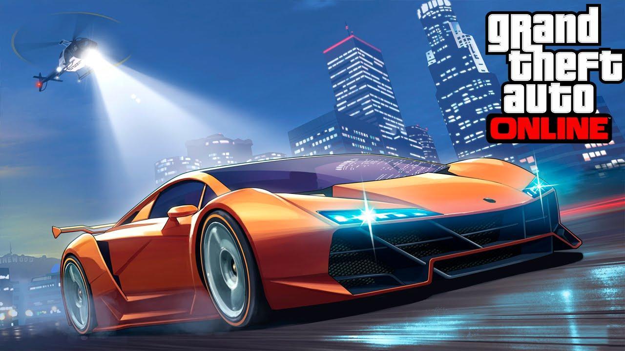 GTA V online will still remain incredibly popular despite the incoming RDR2