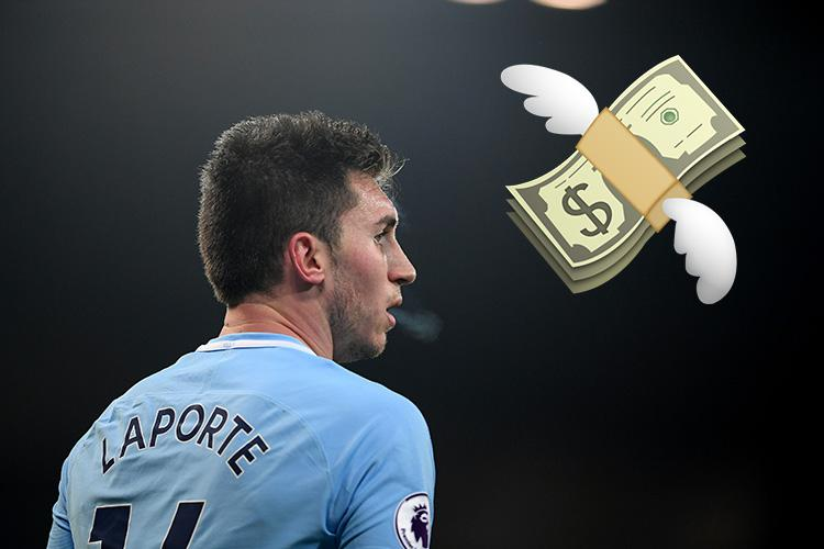 Aymeric laporte 39 s transfer to man city saved french eighth for Laporte news