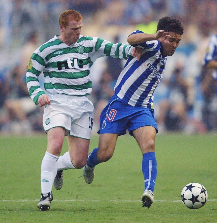 One of Europe's finest midfielders and Deco