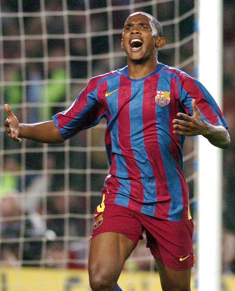 West Ham have had Carlton Cole, Nikica Jelavic and Simone Zaza in recent years. Why would they want Eto'o?