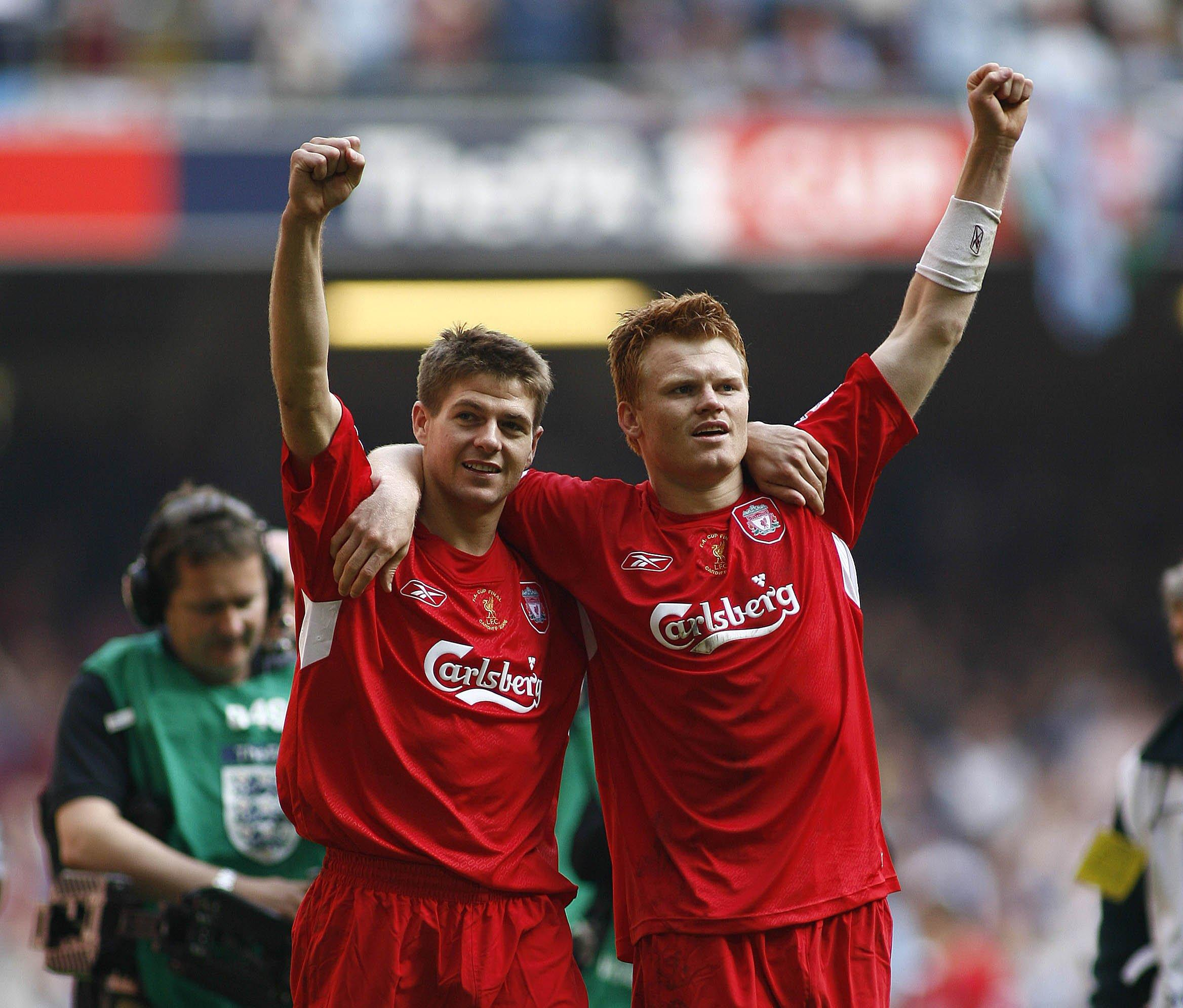 Riise has been Liverpool's best left back this century
