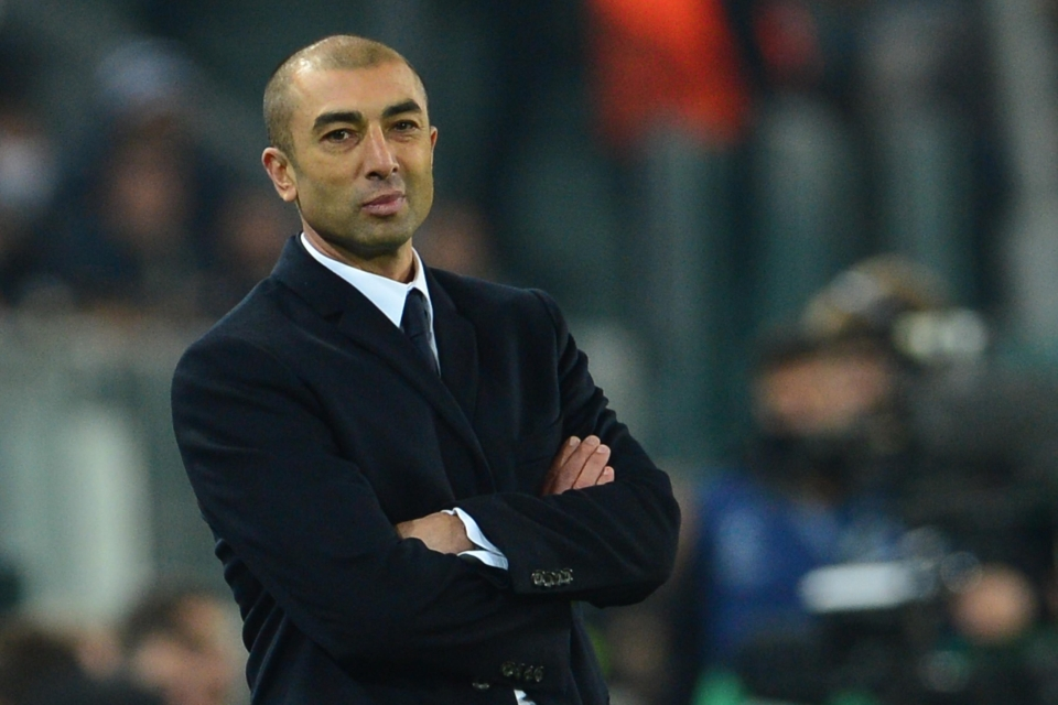 Di Matteo was booted out despite winning the Champions League only months prior