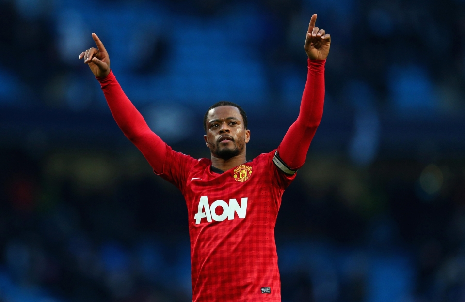 Evra did alright at United, didnt he?