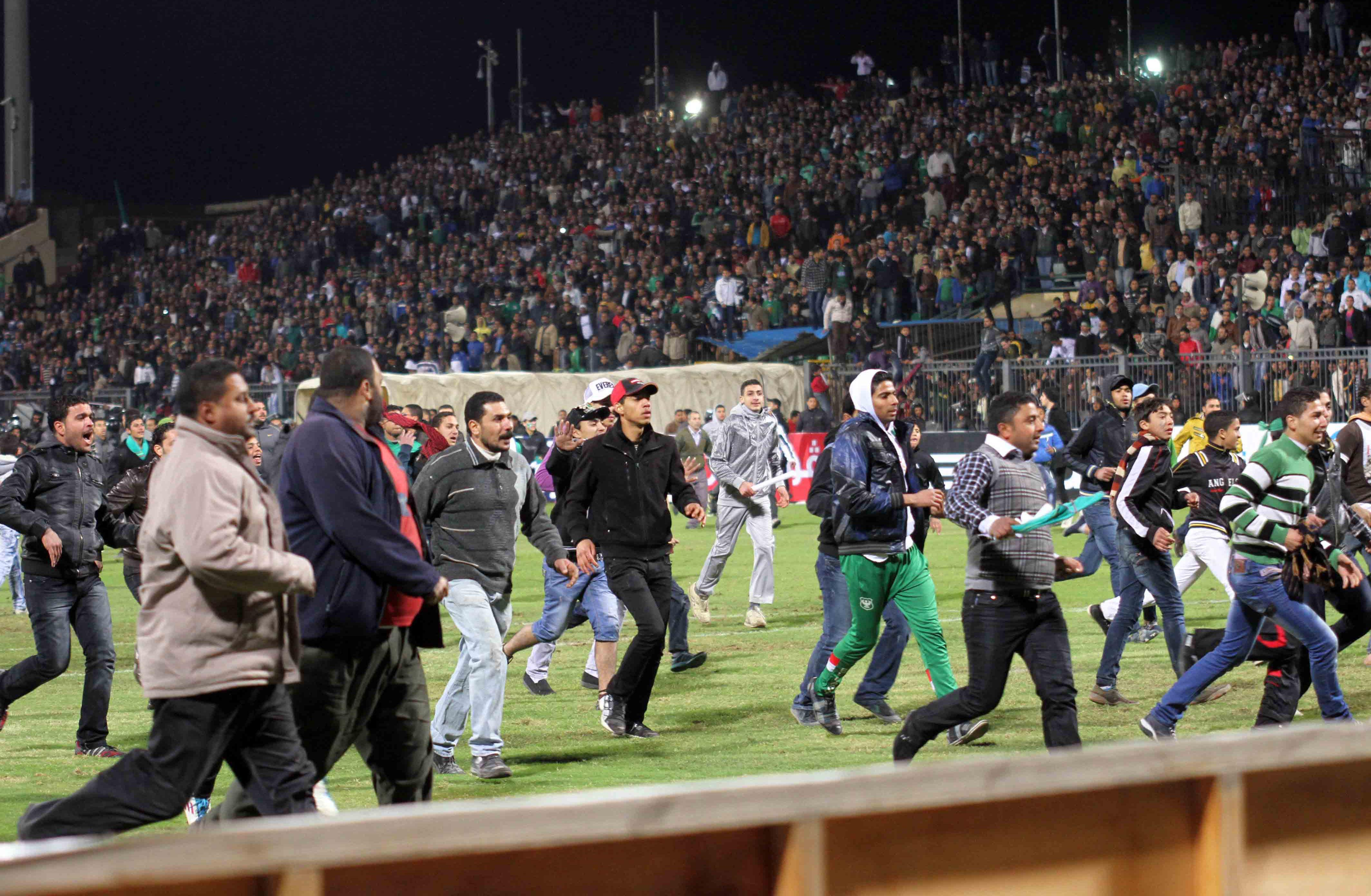 It remains the worst disaster in Egyptian football history