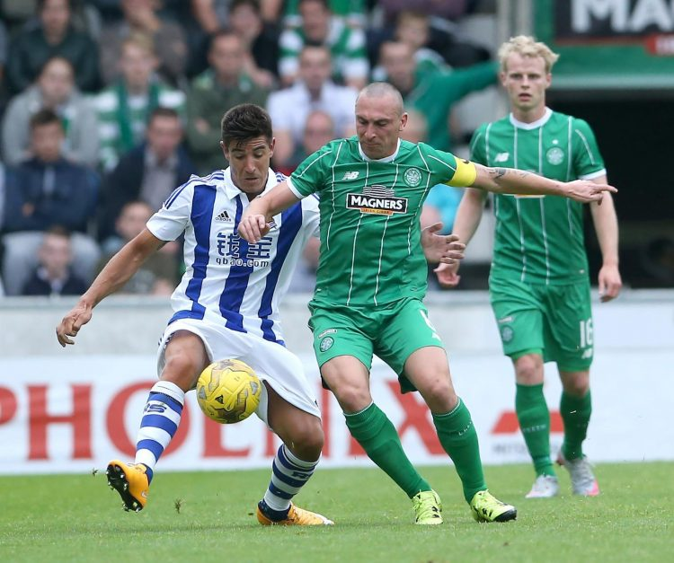 Berchiche has played Scott Brown and lived to tell the tale