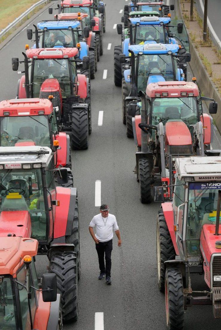 Troyes back line arrive at their game last week