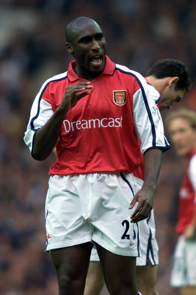 The former Arsenal defender is not happy
