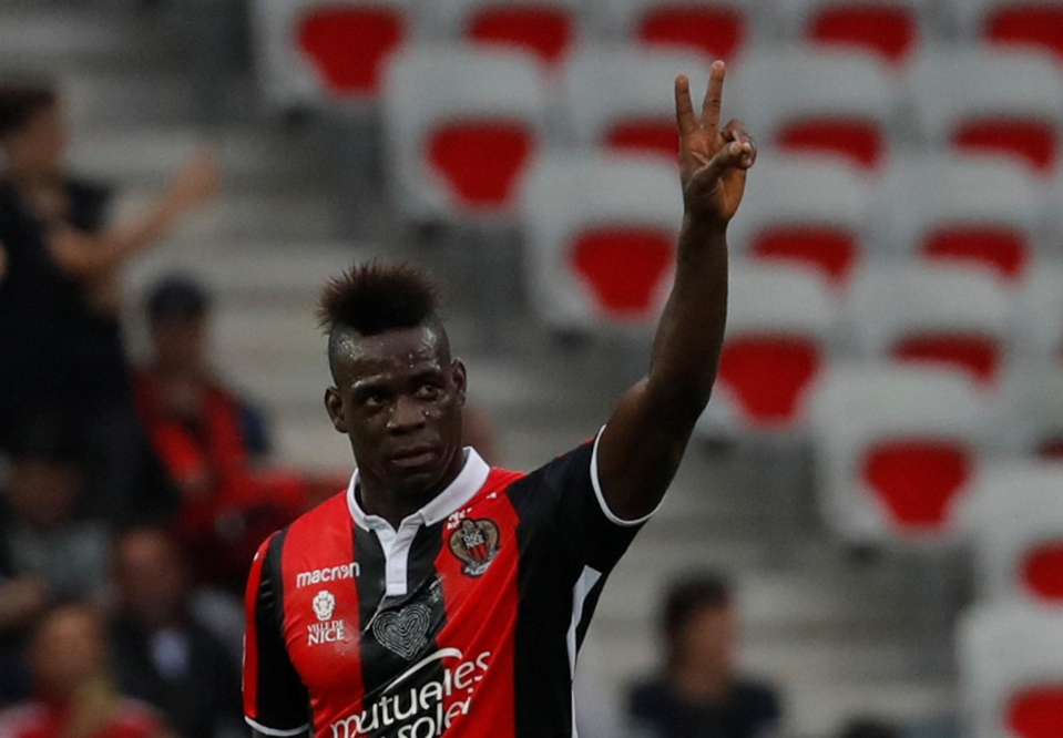The Italian has enjoyed a good spell in Ligue 1 with Nice