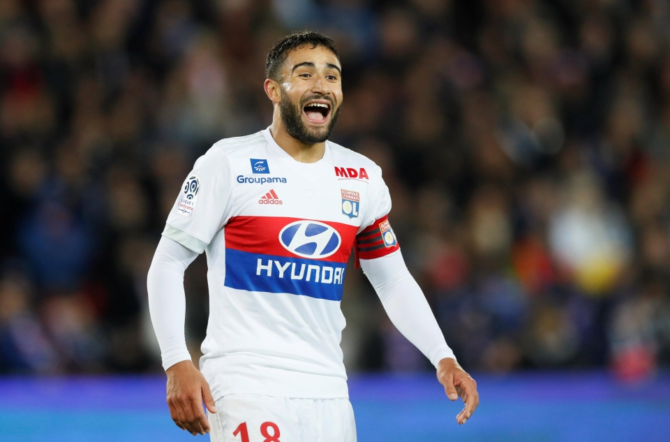 Fekir will be very happy with his improved ratings