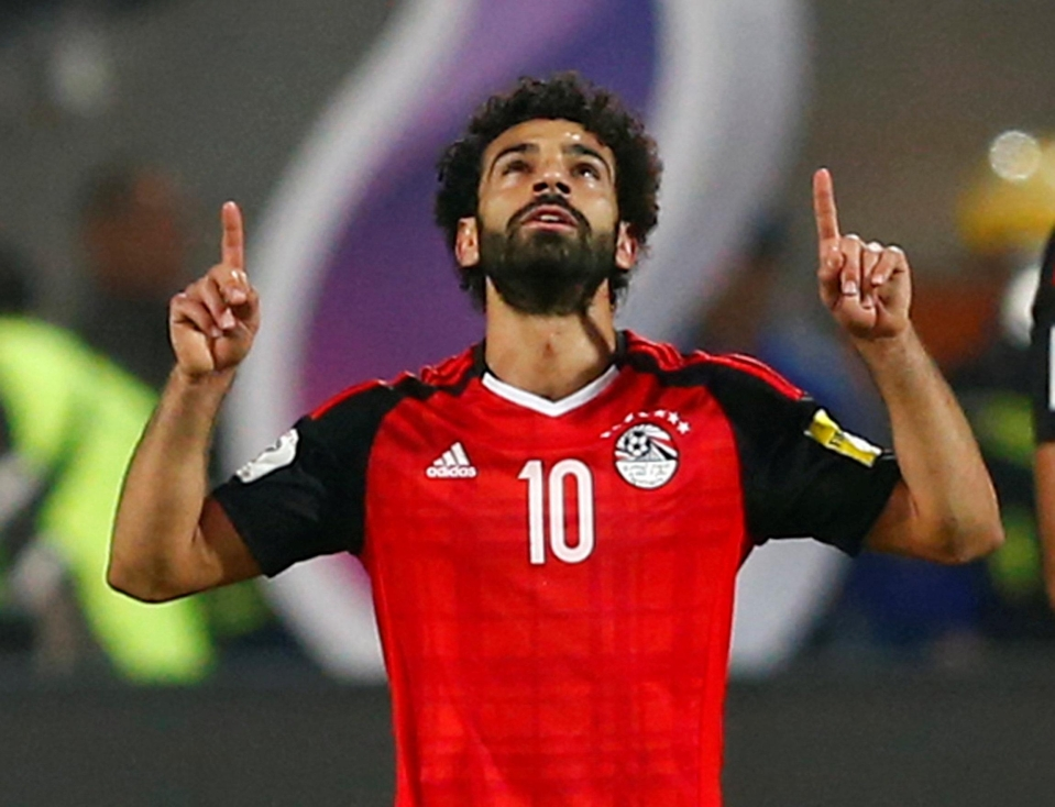 23 of Salah's 32 Egypt goals have come in competitive games