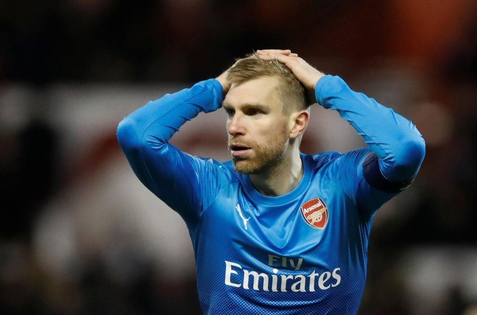 Arsenal are in need of a new centre-back with Per Mertesacker retiring soon