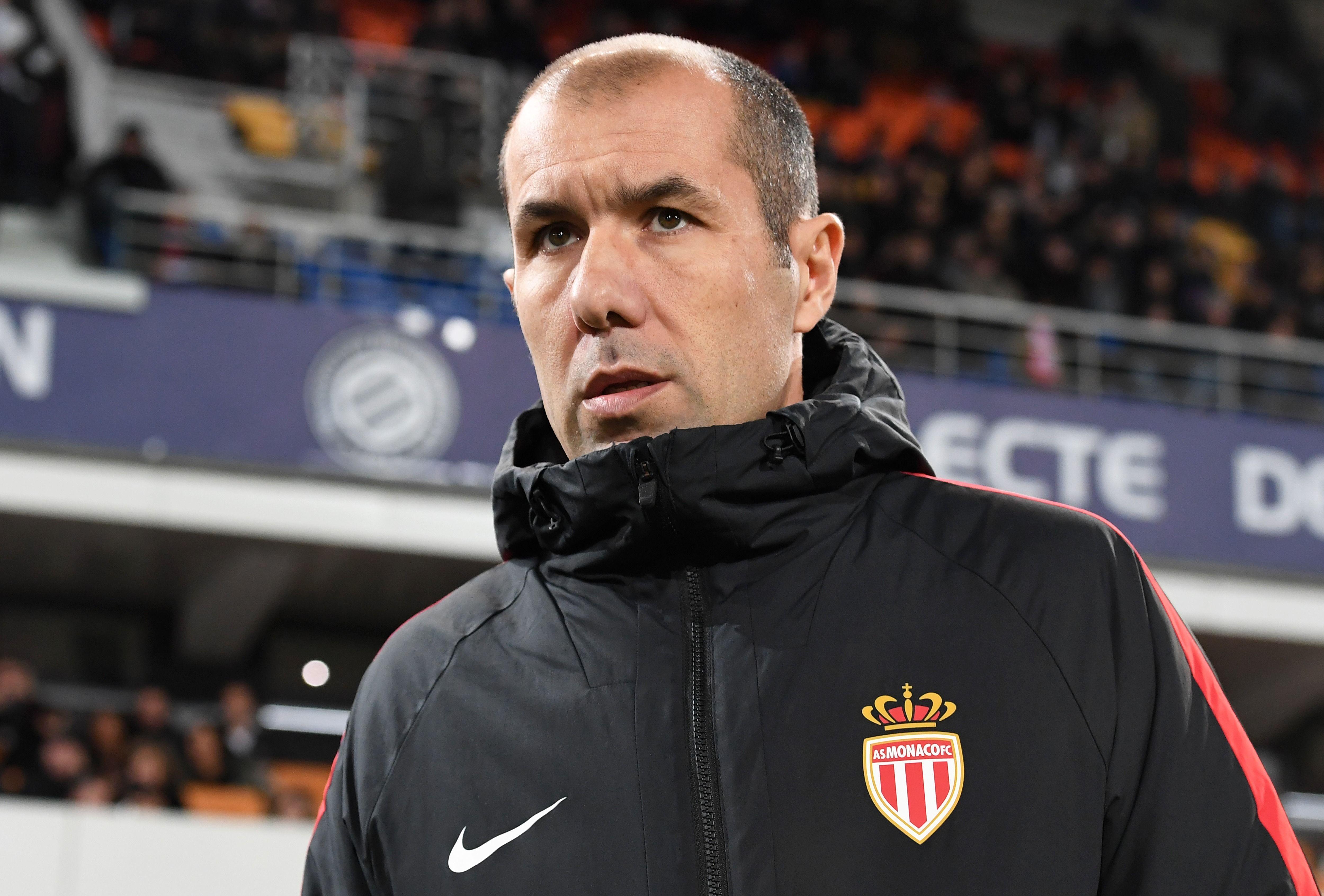 Monaco boss Leonardo Jardim has won admirers for his work with the French club