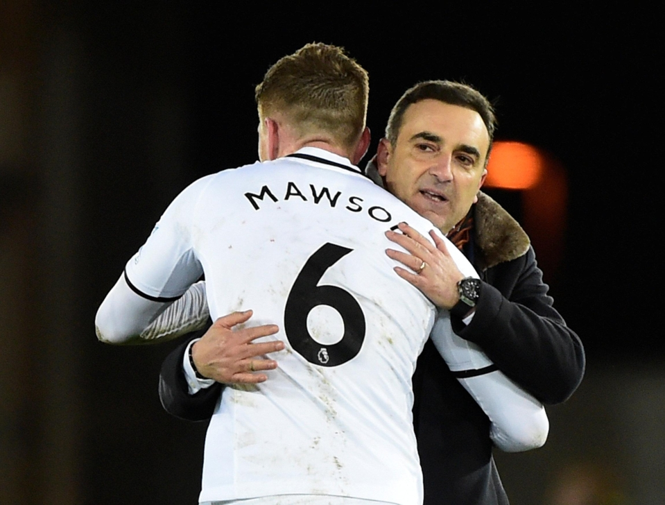 Carlos Carvalhal has overseen some brilliant results, including wins over Liverpool and Arsenal
