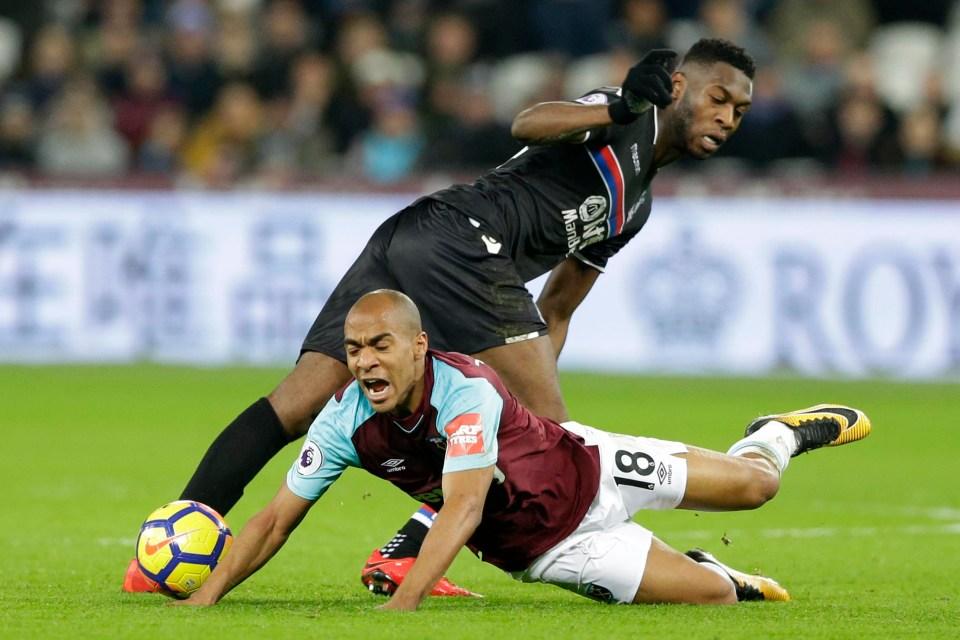 The Premier League is tough, Joao!
