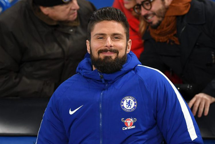 3-0 down, give us a big smile Olivier