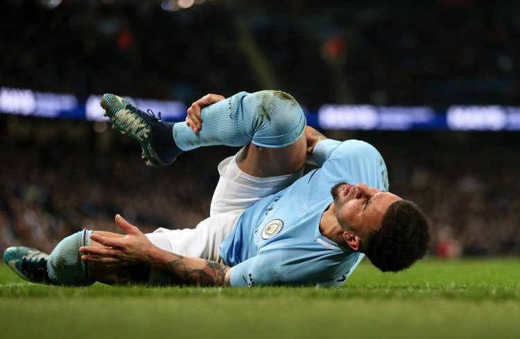 Mourinho has already sent out the memo to the other teams to injure all of City's players