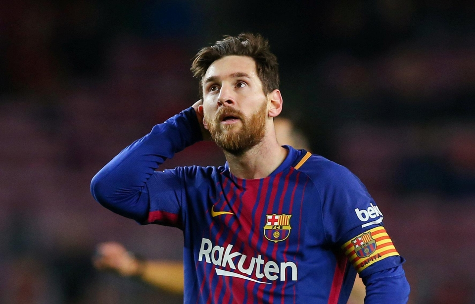 Lionel Messi was offered a staggering contract, worth £1.7million-a-week in China