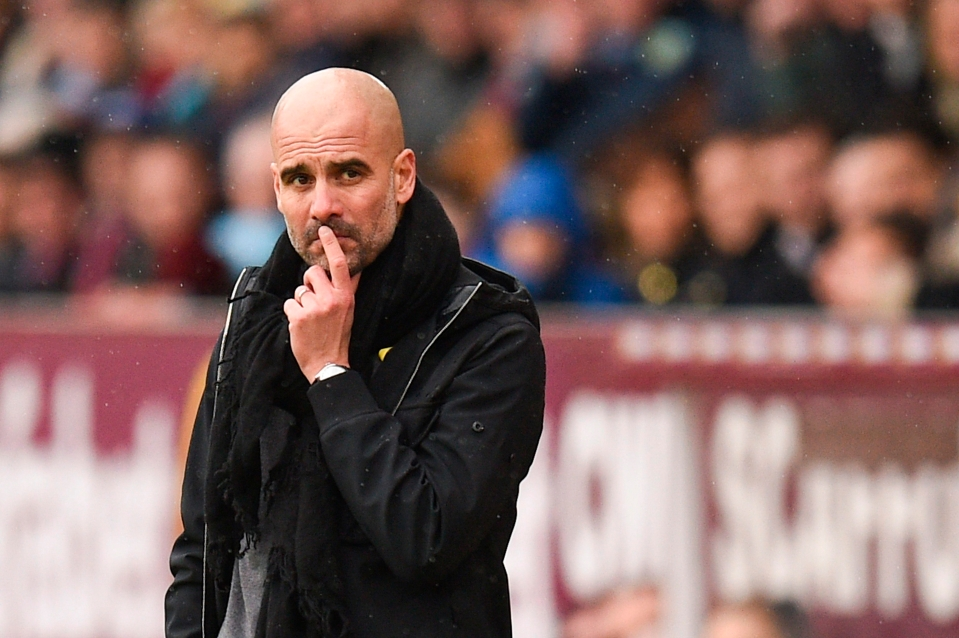 Is Guardiola really to blame?