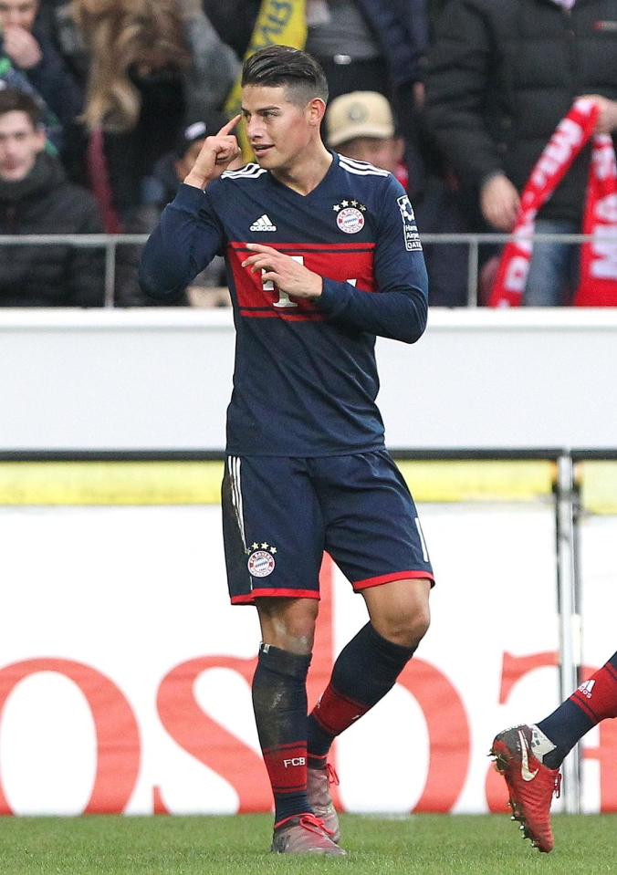 Bayern have won 17 games this season, second placed Leverkusen have won nine…