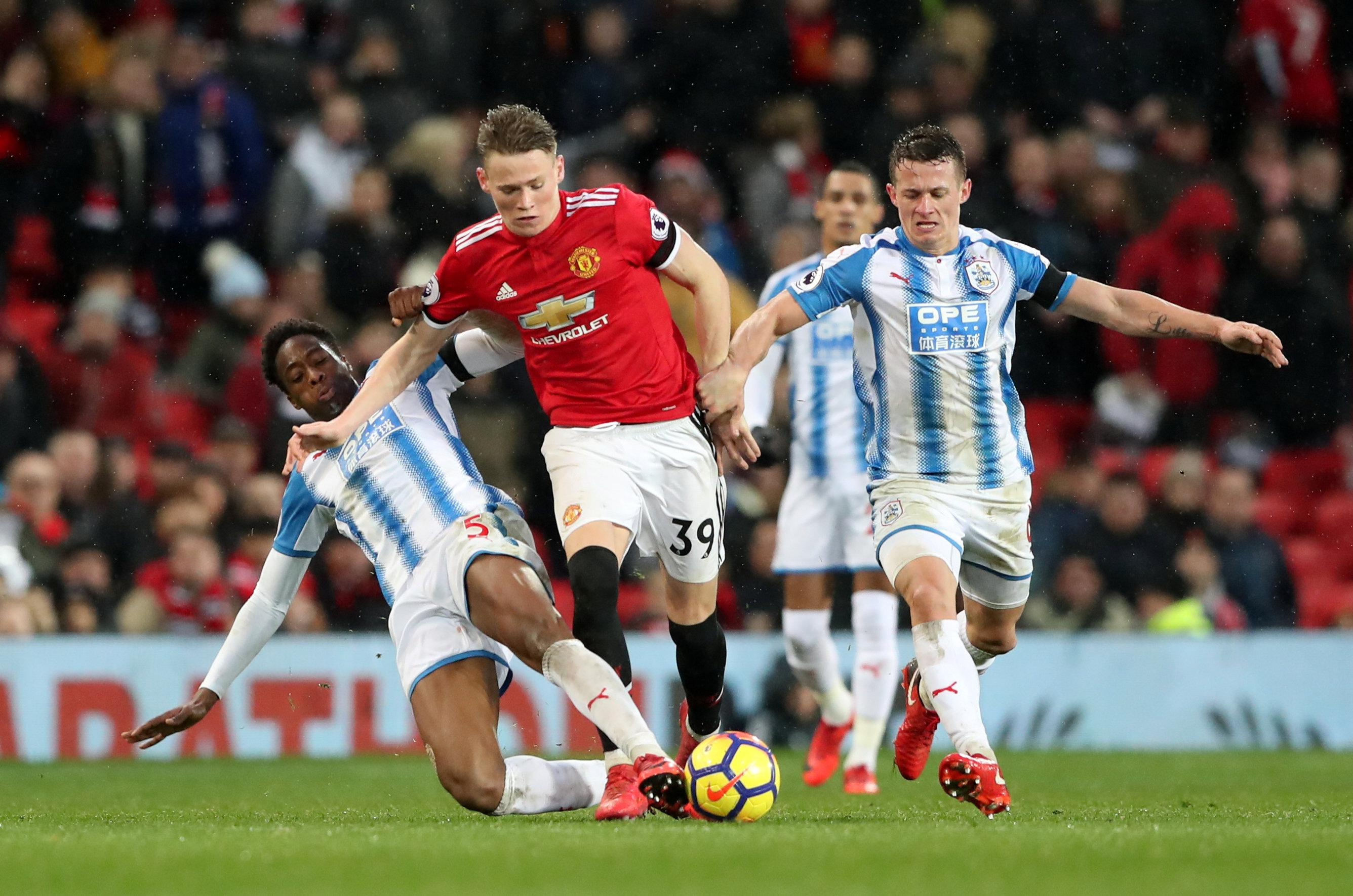 McTominay has become a first-team regular at United this season