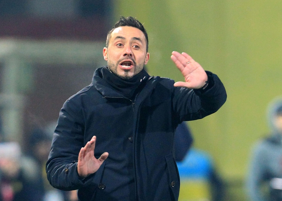 Benevento haven't had much luck this season