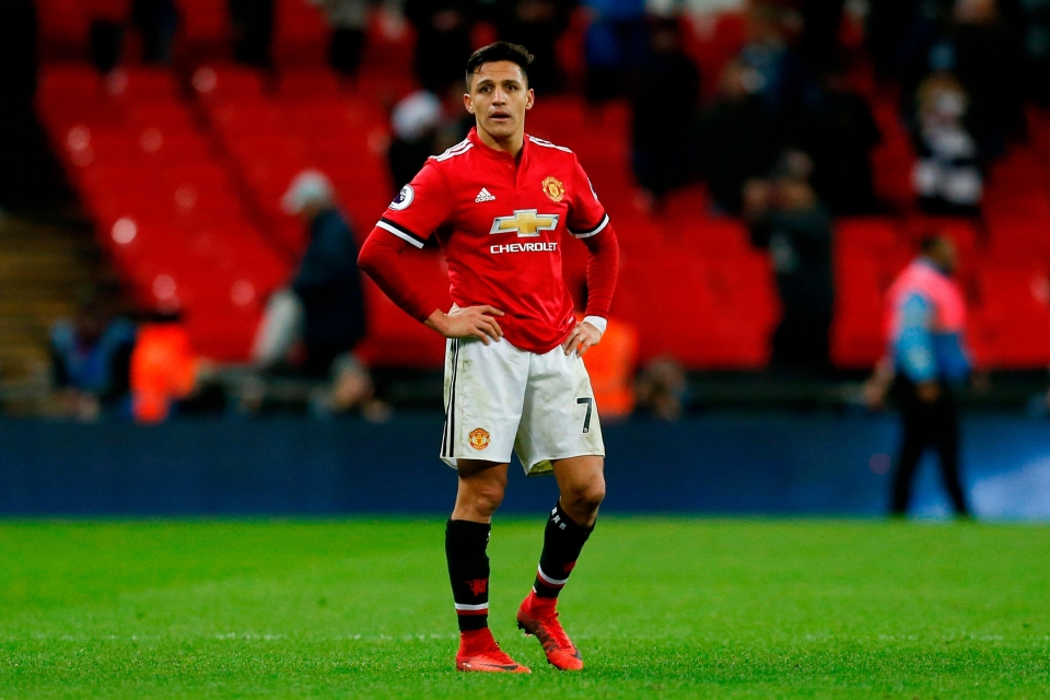 Sanchez made history with his move to Manchester United