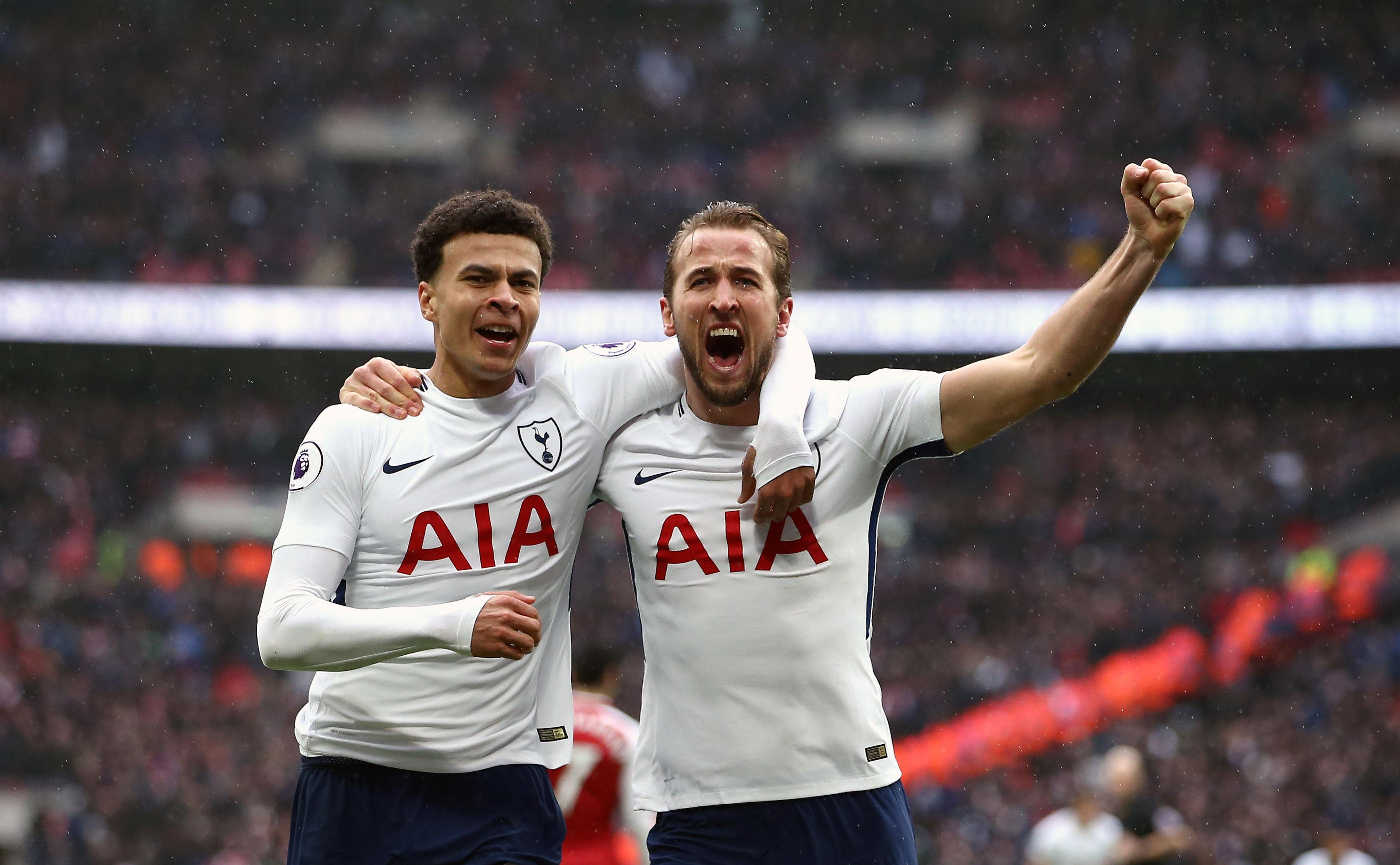 Kane grabbed the winner in the North London derby at the weekend